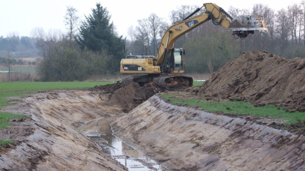 Gravemaskine-grave-ny-å